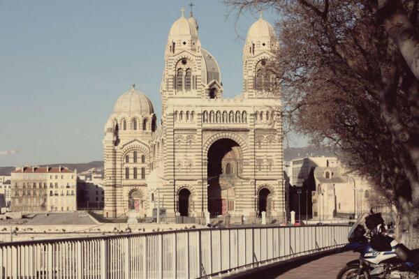 Восхитительный Марсельский Кафедральный собор