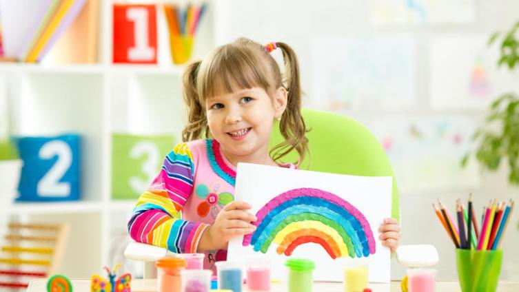 Чем пластилинография полезна для пятилетних детей?
