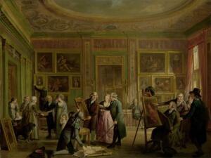 Художник Адриан де Лели. Почему портретист рисовал кухню?