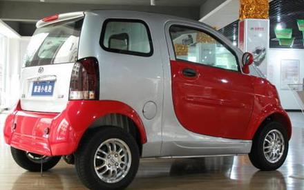 Автомобильчик «Kandi Coco»