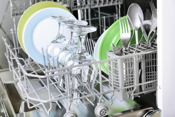 Когда появилась посудомоечная машина?