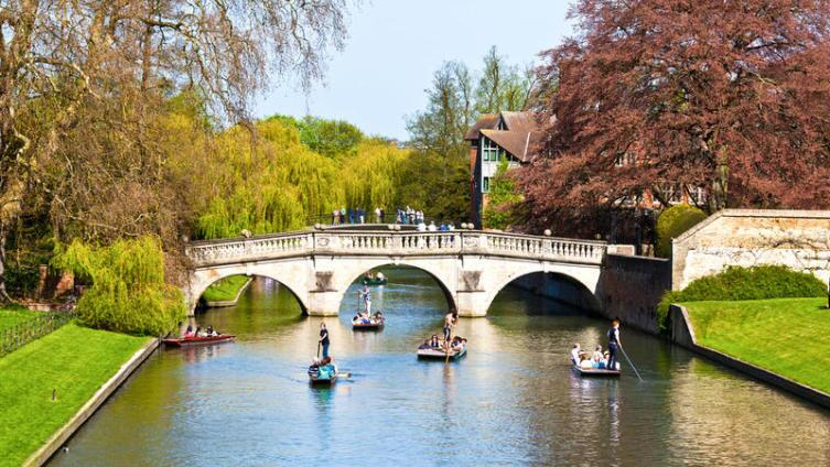 Королевский колледж в Кембридже