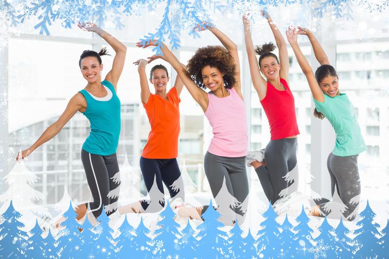 Что такое зумба-фитнес и как он помогает похудеть? | Красота и ...