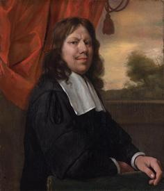 Ян Стен, Автопортрет, 1670, 73х62 см, Rijksmuseum, Амстердам, Нидерланды