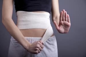Как убрать живот после родов? Семь несложных правил
