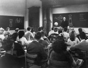 Профессор ЛГУ – какой Вы? Ремарки из жизни советского студента