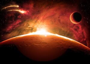 Какая страшная загадка Марса еще не раскрыта?