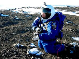 Как на Земле проверяют снаряжение и технику для Марса?
