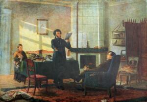 Почему Татьяна Ларина является идеалом Пушкина? Тайный подтекст романа. Часть 2