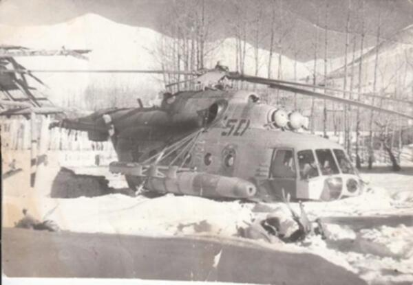Каким Афганистан остался в памяти Бориса Кириллова? Часть 2