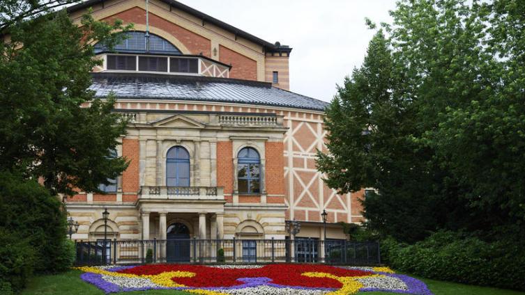 Оперный театр им. Вагнера в Байройте