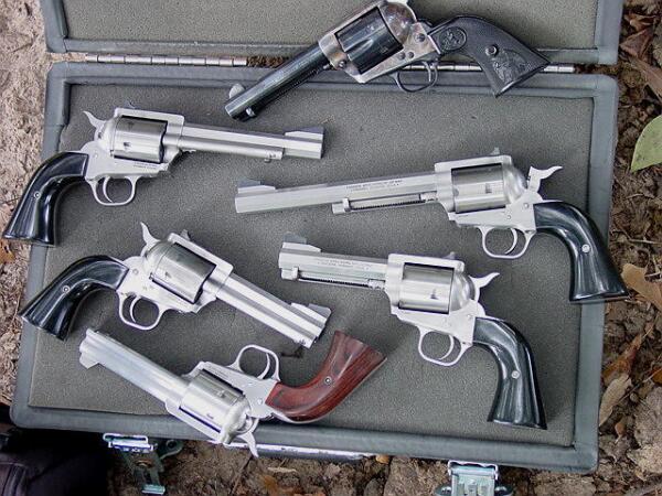 Продукция компании Freedom Arms