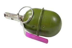 Как правильно бросать боевую наступательную гранату РГД-5? Армейские байки