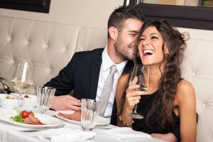 И даже если на сборы у вас всего несколько минут - вы будете самой неотразимой, ведь вы собираетесь на свидание!