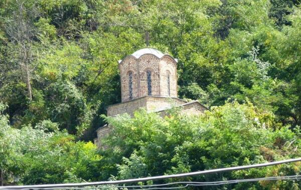 Один из православных монастырей в Призрене