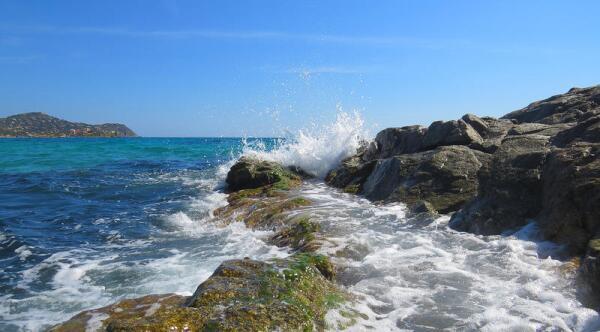 Пляж Геремеас