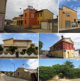 Домики Сардинии