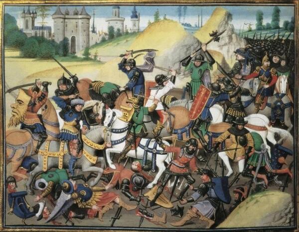 Средневековая Европа. Каковы итоги Четвертого крестового похода и захвата Византийской империи крестоносцами?