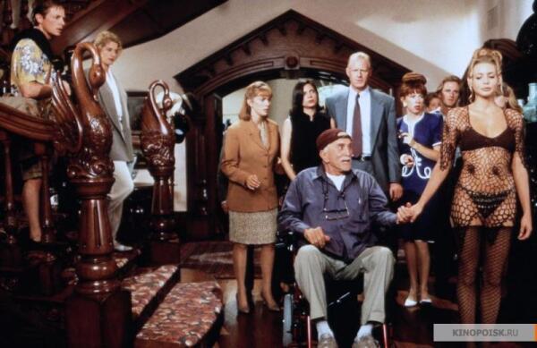 «Жадность» (1994). Как унаследовать миллионы?