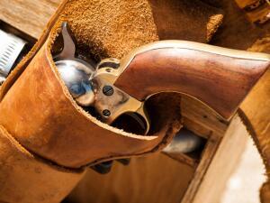 Револьвер Colt Single Action Army обр. 1873 г. Почему он получил прозвище «Великий Уравнитель»? 2. Генерации