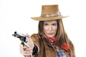 Револьвер Colt Single Action Army обр. 1873 г. Почему он получил прозвище «Великий Уравнитель»? 3. Культ Кольта
