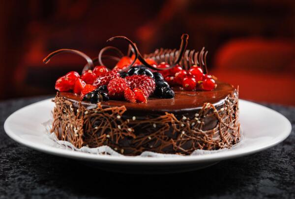Что испечь к Новому году? Торт «Жербо»!