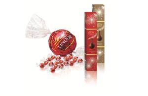 Чем порадовать сладкоежек в Новый Год? Подарите им Lindor макси-болл