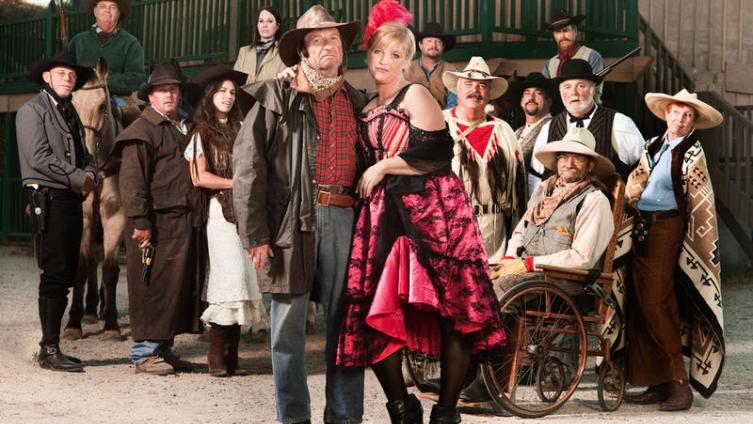 Стиль «Дикий Запад». Что представляет из себя одежда в стиле вестерн?