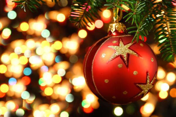 Каким должно быть Рождество в любимом сериале? 2. Рождественская вечеринка и празднование Хануки