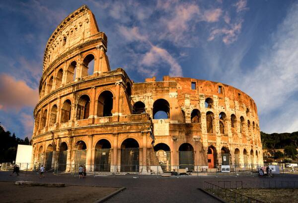 Почему Колизей выстоял до наших дней?