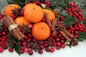 Солнечный цитрус на новогоднем столе. Чем полезны мандарины?