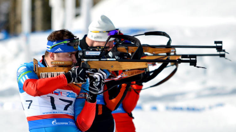 Кто защитит честь России на январских этапах Кубка мира по биатлону?