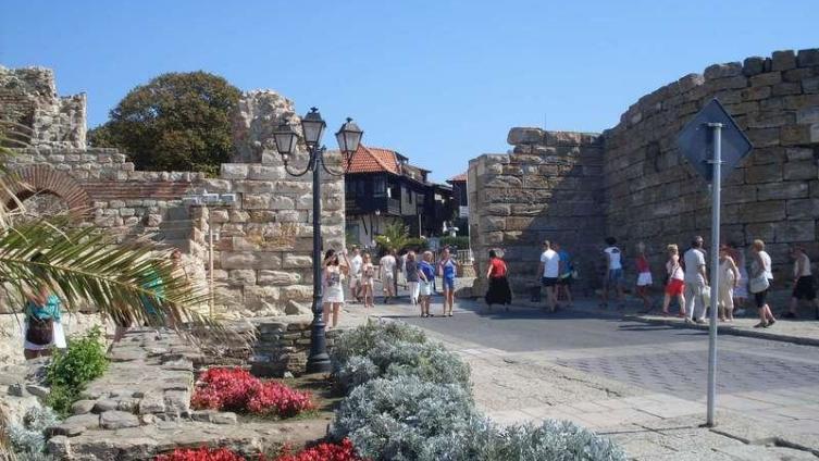 Городские ворота Несебра
