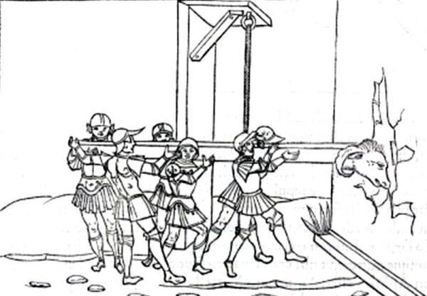 Многие считают, что поговорка про барана и новые ворота имеет отношение не к настоящему барану, а тарану, которым разбивали ворота осаждённого города. Недаром римляне частенько украшали таран наконечником в виде бараньей головы.
