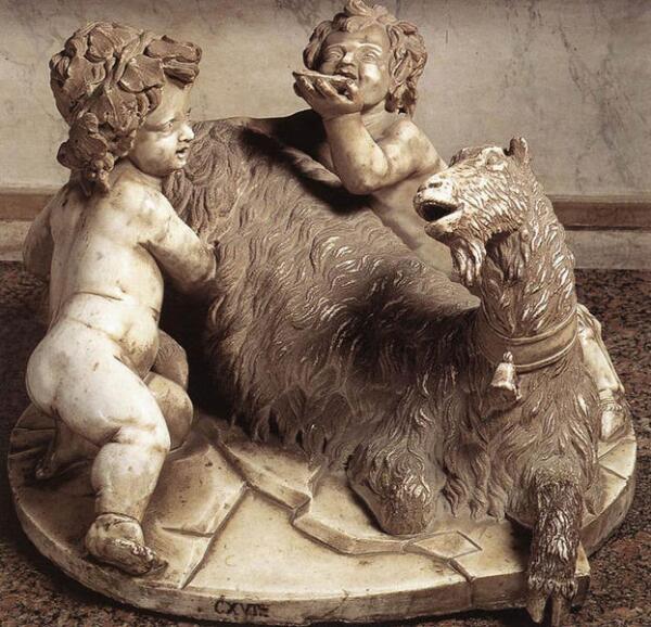 Скульптура Джанлоренцо Бернини