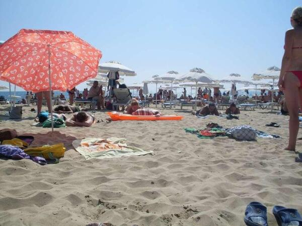 Вторая линия пляжа