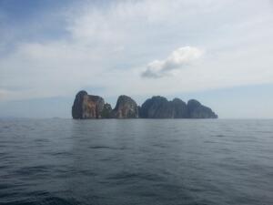 Острова Андаманского моря: какие они? Пхи-Пхи