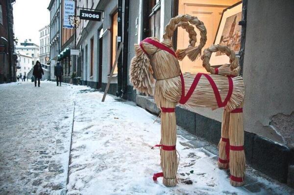 Рождественский козёл