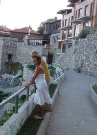 Смотровая аллея вдоль южного берега старого города