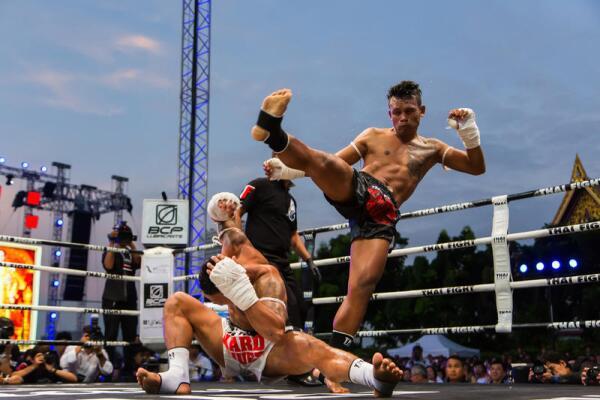 Тайский бокс - шоу или спорт?