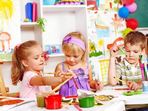 Как вести себя, когда ваш ребенок пошел в детский сад?