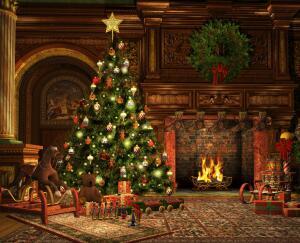 Как продлить жизнь новогоднего дерева? Рецепт австралийских школьниц