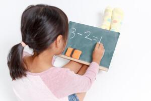 Математика для дошкольников. Как научить ребёнка считать?