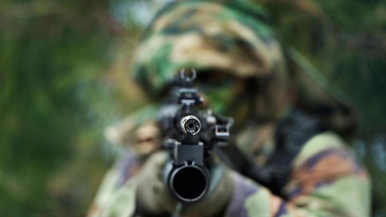 Патрон .458 SOCOM обр. 2000 г. Как патрон с военным названием так и не стал армейским патроном?