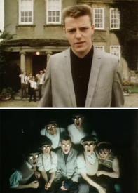 Как обычно, к песне «Our House» был снят комический видеоклип, где символам