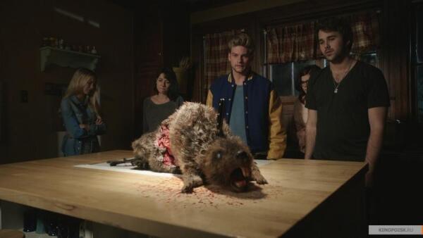 «Бобры-зомби» (2014). От каких бобров добра не сыщешь?