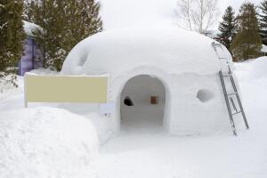 Как устроить зимний загородный лагерь?