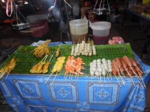 Что известно о тайской кухне? Пять вкусов