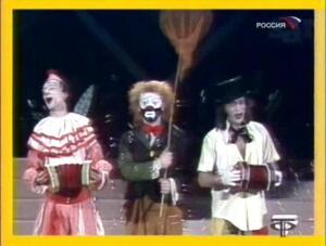 Кто написал песни про грустную канарейку и итальянское мамбо?