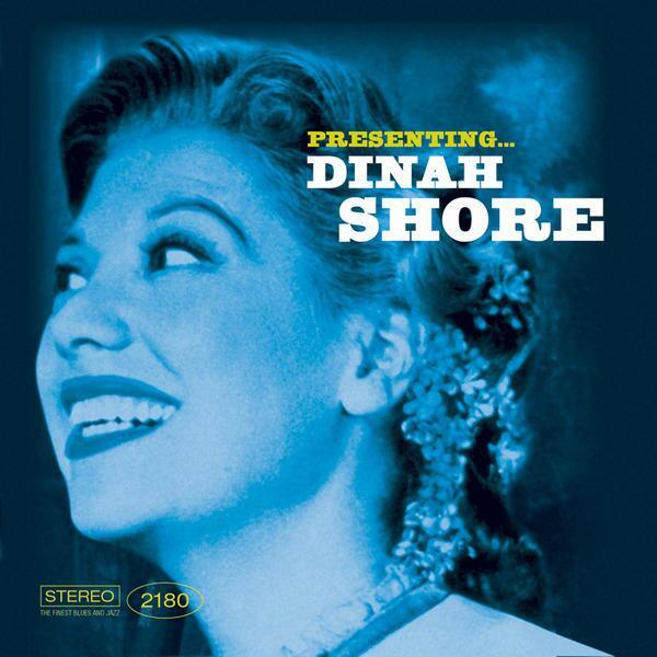 Дина Шор - одна из первых исполнительниц
